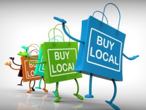 buy local products